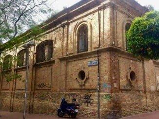 El Cuartel de Santa Fe, en desuso desde hace una década, se construyó en el año 1900