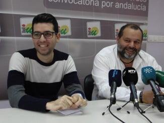 David Pérez Chaparro y Rafael Sánchez Rufo, en rueda de prensa