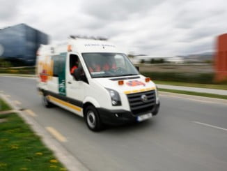 Las heridas han sido trasladadas al Hospital Comarcal de Riotinto