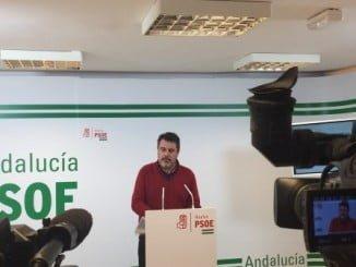 Ferrera hace un balance positivo de la gestión de la Junta en la provincia Huelva