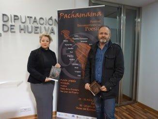 La diputada de Cultura y Uberto Stabile presentan el Festival Iberoamericano de Poesía