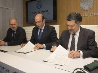 Barrero y Oreja firman un protocolo para un nuevo proyecto de eficiencia energética