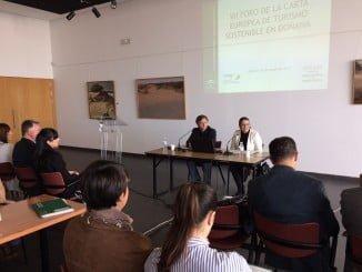 Fiscal inauguró hoy el Foro CETS Doñana en Almonte