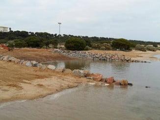 Creen que impactará sobre el paisaje de la playa y romperá su continuidad