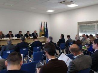 HuelvaPort en una jornada logística en Linares