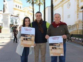 La Palma del Condado colaborará con Caravana por la Paz