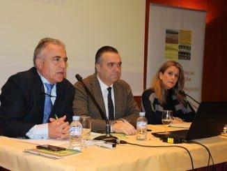 El alcalde de La Palma inaugura las IV Jornadas Técnicas Agrícolas, que este año se dedican exclusivamente al vino