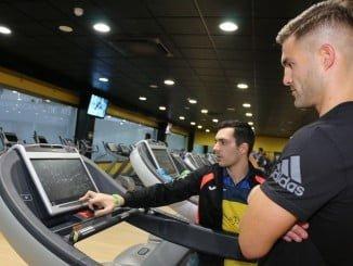 Se ha hablado con Aones para combatir el sedentarismo y la obesidad entre sus chicos a través de una acción solidaria con el deporte