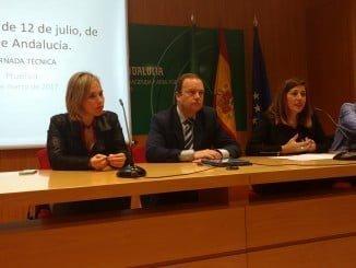 Jornada sobre la normativa en las carreteras en Andalucía