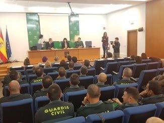 En la jornada han participado las Fuerzas y Cuerpos de Seguridad del Estado, Policía Local y Fiscalía
