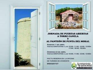 Este fin de semana sugerimos un atractivo recorrido por algunos monumentos de Ayamonte