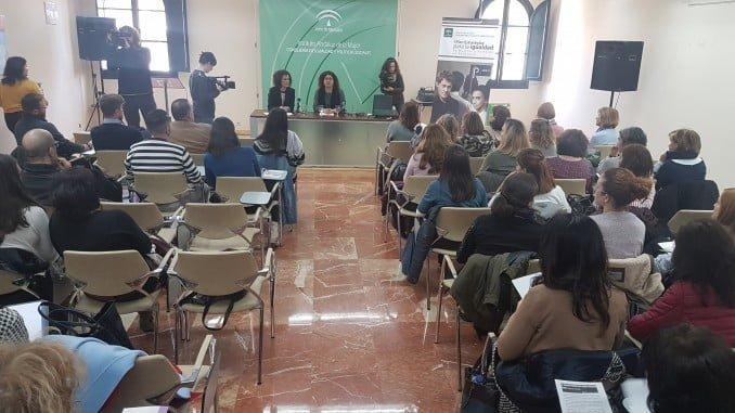IAM y la Asociación Amuvi han celebrado hoy en Huelva las II Jornadas Provinciales sobre Violencia Sexual