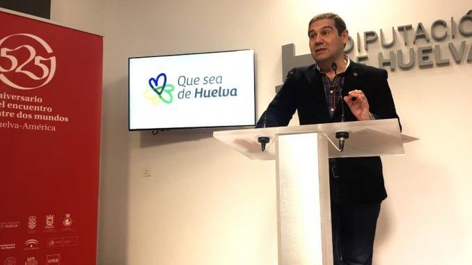 El portavoz del equipo de Gobierno de la Diputación, José Luis Ramos