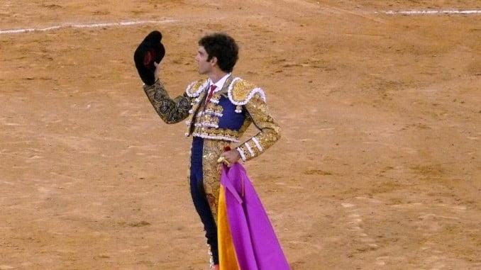El maestro José Tomás ha recibido el galardón a la Excelencia torera