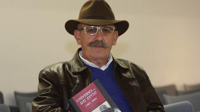 El poeta Juan Antonio Guzmán Camacho