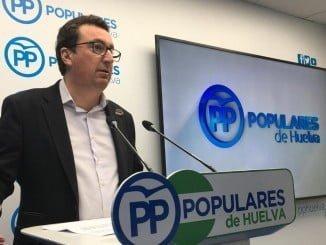 Manuel Andrés González es uno de los redactores de la ponencia que se presenta al Congreso del PP