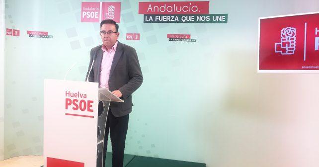El senador socialista Manuel Guerra