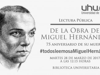 Homenaje a Miguel Hernández en la UHU