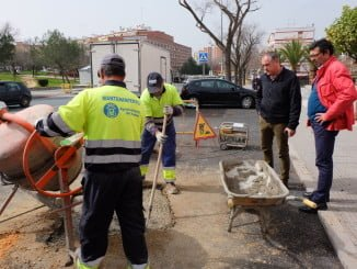 Se han realizado diversas obras en la barriada para mejorar la movilidad