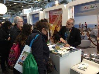 Huelva se promociona en la Feria de Turismo de Paris