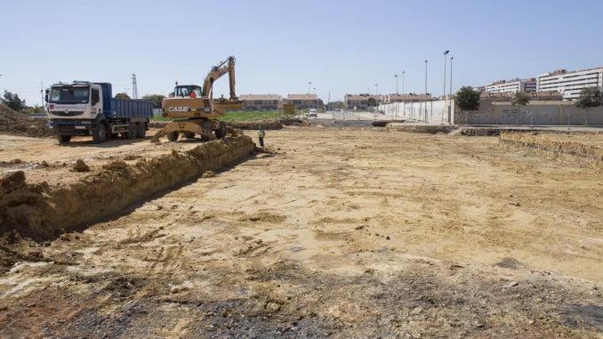 La finalización de las obras de urbanización de Marismas del Polvorín se desbloquea después de 9 años