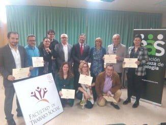 Los premiados de la UHU por la  la calidad de artículos publicados en revistas científicas