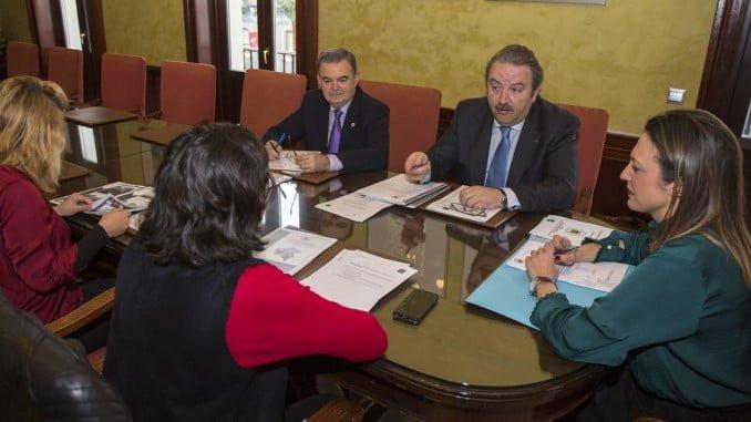 Reunión de la Junta Rectora del Consorcio Universitario