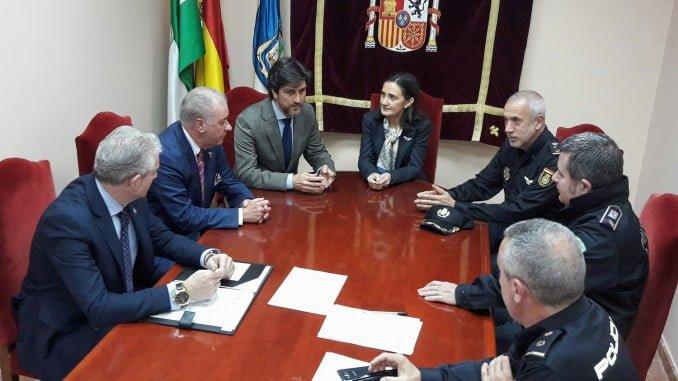 Asunción Grávalos ha presidido la reunión