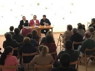 Caraballo ha presidido la constitución de la agrupación local del PSOE en La Redondela