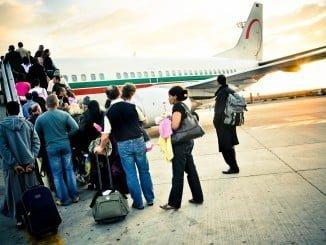 España recibe 4,1 millones de turistas internacionales en febrero, un 11,9% más que en el mismo mes de 2016