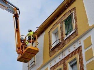 Gran parte de los contratos corresponden a servicios a edificios y actividades de jardinería