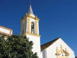 Ayuntamiento de San Bartolomé de la Torre, uno de los municipios afectados