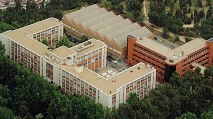 Escuela Técnica Superior de Ingeniería Aeroespacial (ETSIAE) en la UPM