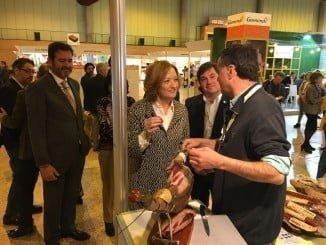 Andalucía tiene la mayor superficie de cultivo ecológico y esta Feria Bio atrae a muchos