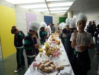 En esta semana de la gastronomía juegan un papel importante los más jóvenes