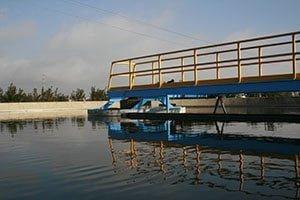 La construcción de la depuradora de Nerva-Riotinto estará construida en 33 meses