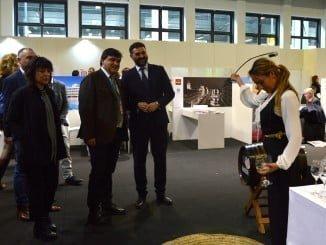 Huelva presenta su capitalidad gastronómica en Berlín