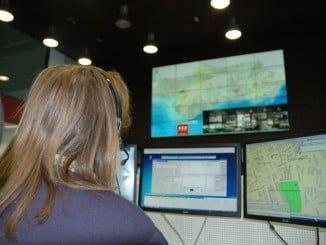 Emergencias 112 dio informó a bomberos, Guardia Civil y servicio sanitario tras recibir el aviso en su central