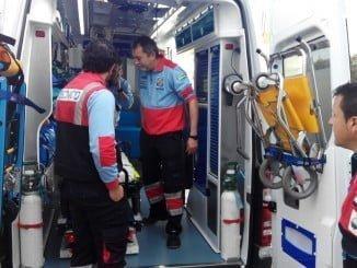 Equipo móvil para reforzar la atención a las urgencias en Aroche, Cortegana, Encinasola, Rosal y Jabugo
