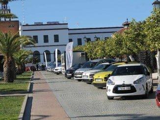 La I Feria del Automóvil y Maquinaria Agrícola de Bollullos tuvo un gran acogida