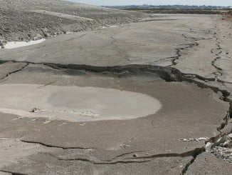 El proyecto propone transformar las 120 millones de toneladas en calcita y sulfato de sodio
