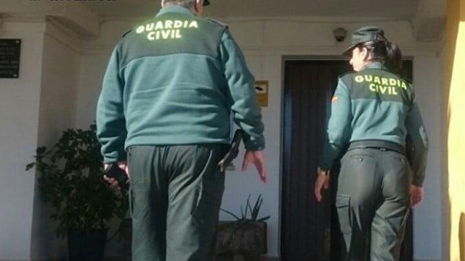 La Guardia Civil pide a todas las víctimas de la estafa que denuncien los hechos