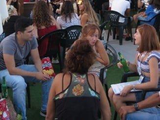 Estos encuentros hacen que el aprendizaje del idioma resulte más sencillo