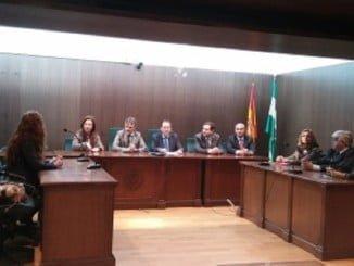 Juzgado de lo Social, en Huelva