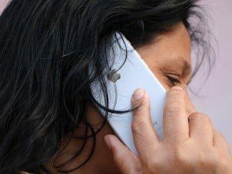 Los autores de la extorsión llaman desde el extranjero anunciando que tienen secuestrado a un familiar