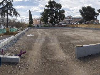El solar del antiguo Hospital Manuel Lois comienza a cobrar vida