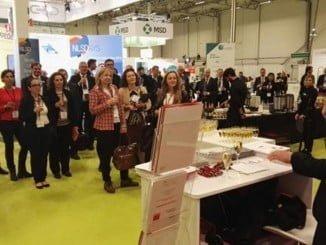 Celebración del partnering Bio Europe Spring en Barcelona