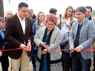 Inauguración del Paseo de la Fantasía y la Ruta de Puntos Selfie de Islantilla