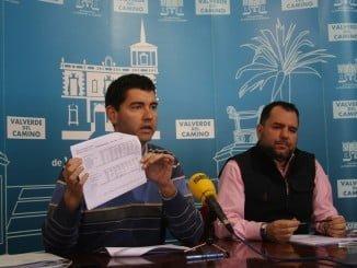 El alcalde y el concejal de Economía han presentado las cuentas municipales para 2017
