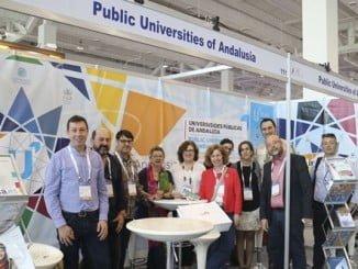 Las universidades públicas de Andalucía exponen su oferta educativa en Taiwán